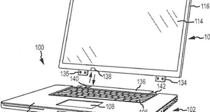 Convertible MacBook Pro and iPad convergence