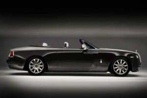 Convertible Rolls-Royce Wraith, Dawn debut this year