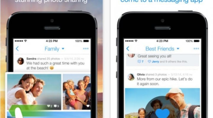 Cooliris branches out with BeamIt iOS messaging app
