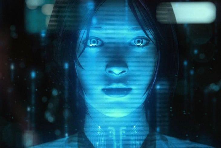 Cortana-Microsoft
