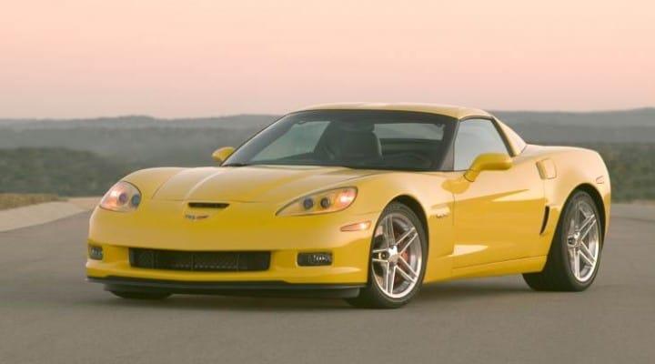 Corvette 2005-2007 recalls loom in 2013, doesn't look bright