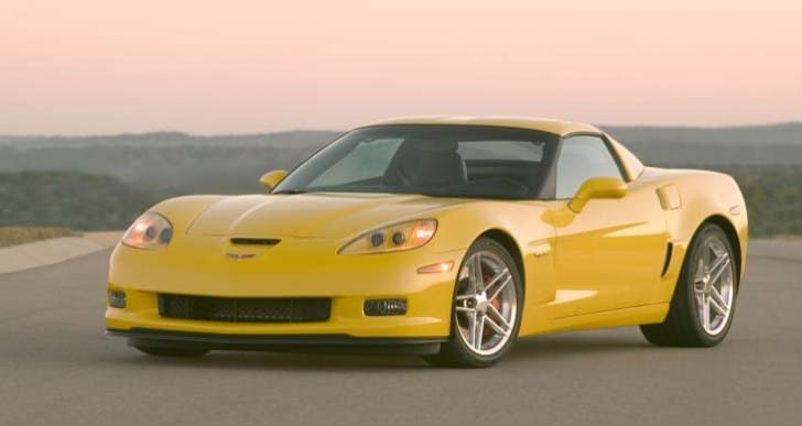 Corvette 2005-2007 recalls loom in 2013, doesn't look bright