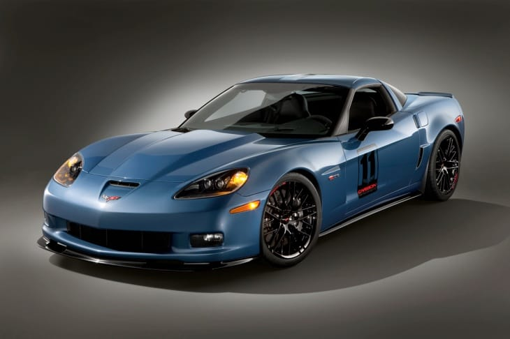 Corvette Z06 Carbon Edition with C07 inspiration