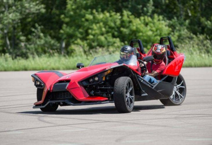 Cost of Polaris Slingshot customization options