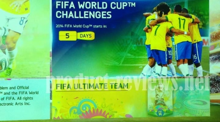 Countdown to FIFA 14 World Cup Challenges