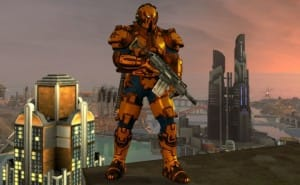 Crackdown 3 for Xbox One revealed in job listing