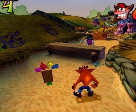 Crash Bandicoot in 2014, not Naughty Dog or Sony