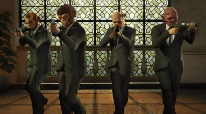 Creating a new Crew in GTA V Online