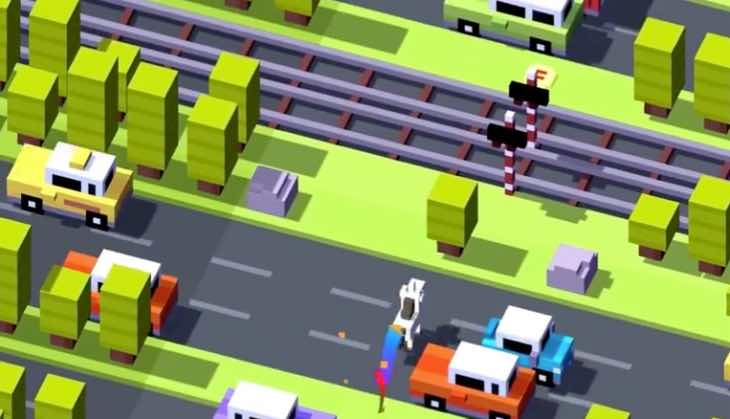 Crossy Road Google Play download