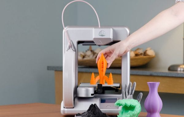 Cubify's 3D printer with a lower price point