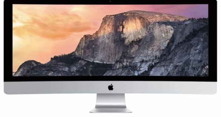 Curved iMac desired following LG 29V950 all-in-one release