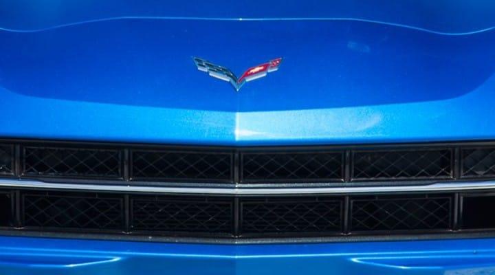 Custom 2014 Corvette Stingray C7 at SEMA
