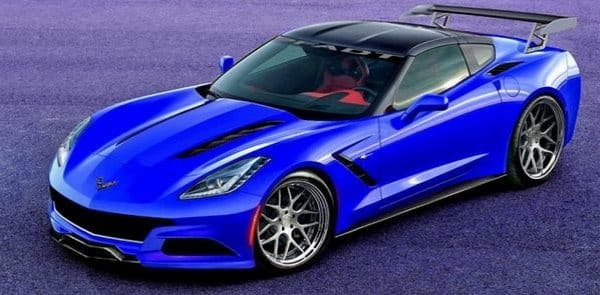 The 2014 Corvette Stingray to get the custom treatment at SEMA