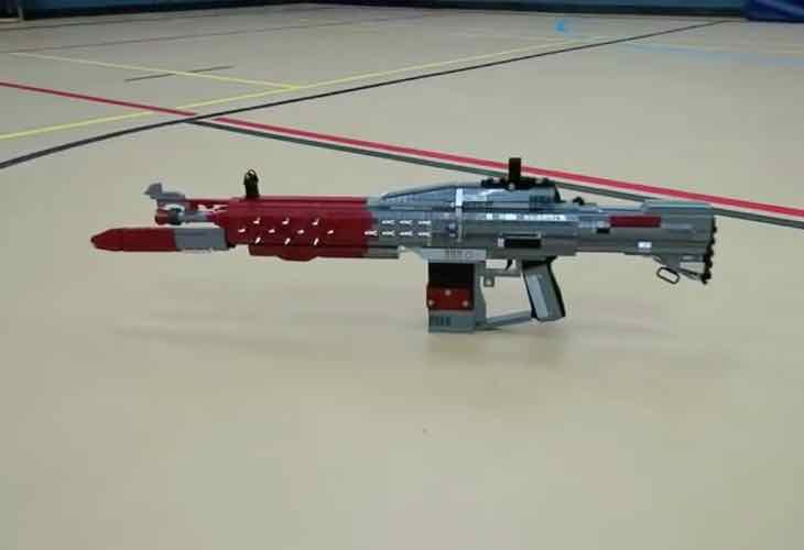 All Star Auto Sales >> Custom Destiny LEGO Red Death exotic pulse rifle – Product ...