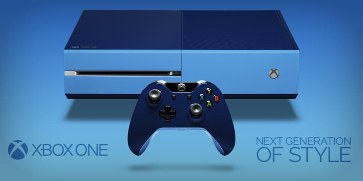 Xbox One Custom Console Custom Xbox One Colorware