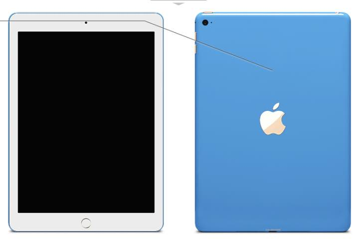 Custom iPad Air 2 by ColorWare
