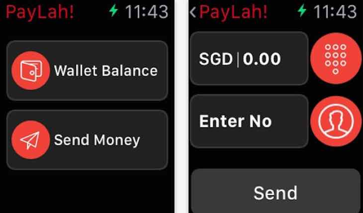 DBS update service app