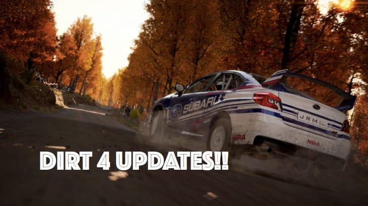 DIRT-4-PATCH-NOTES
