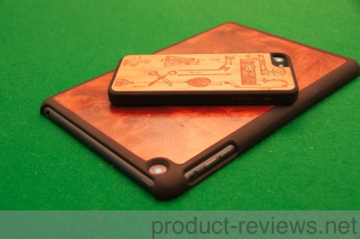 Hands on review of Carved iPhone and iPad case