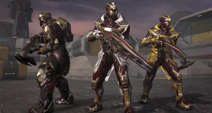 DUST 514 Uprising 1.7 update reveals new weapons