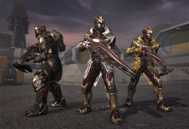 DUST 514 Uprising update 1.7 reveals new weapons