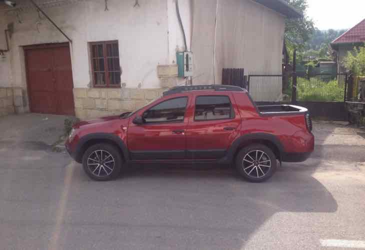 Dacia Duster dual cab pickup launch confusion