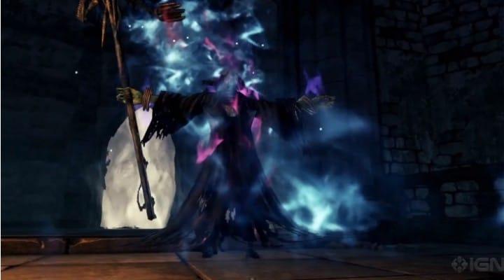 Dark Souls 2 gameplay and trailer at TGS 2013