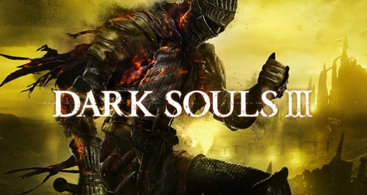 Dark Souls 3 from the beginning