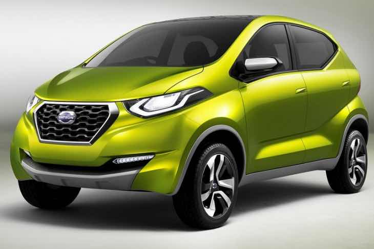 Datsun Go Plus CUV sibling release pushed forward