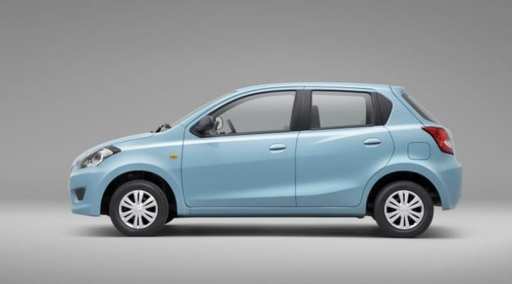 Datsun Dat-Go specs reflects price in India