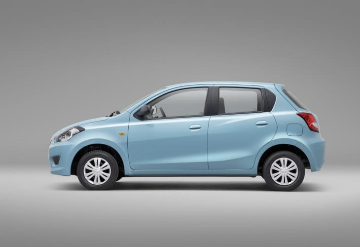 Datsun Go price in India reflects specs