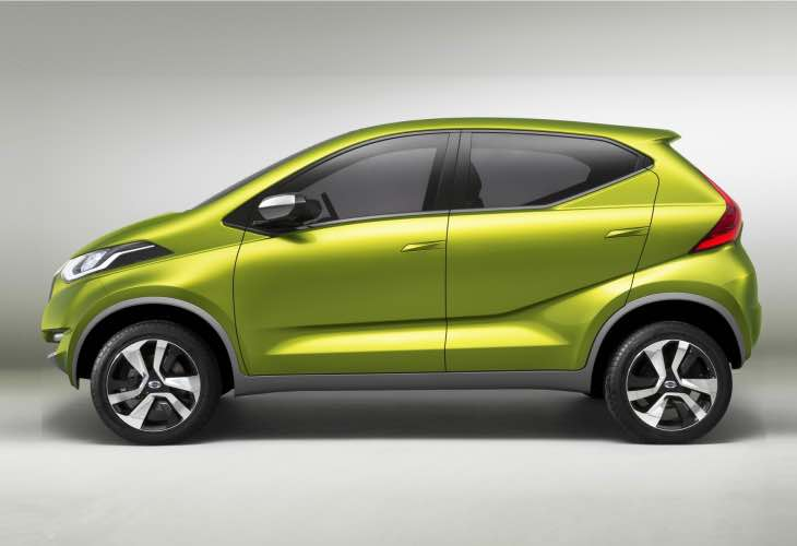 Datsun RediGo fuel efficiency