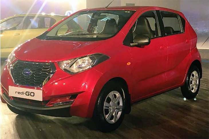 Datsun RediGo performance