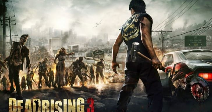 Dead Rising 3 co-op freedom on Xbox One