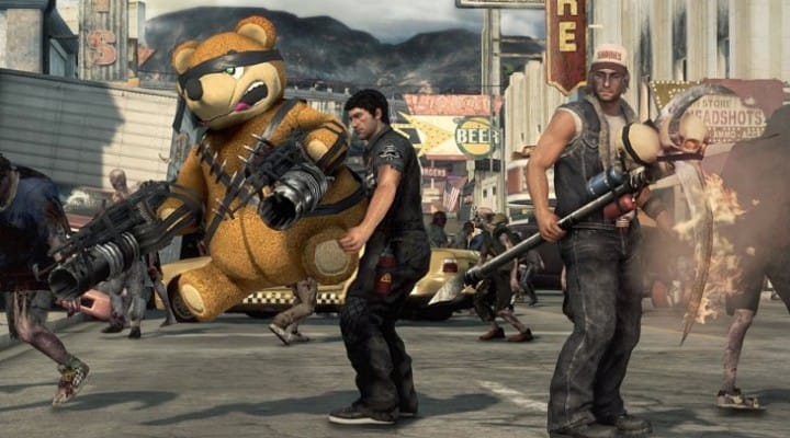 Dead Rising 3 patch download size prepares for DLC