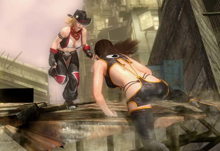 Dead or Alive 5- Last Round price in UK