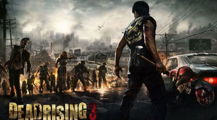 Operation Broken Eagle DLC announced for Dead Rising 3, demo out