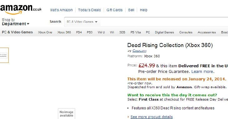 Deadrising-Amazon