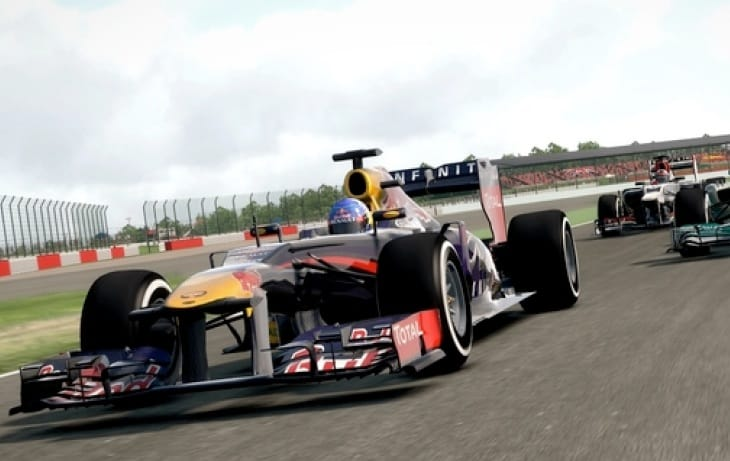 Decide F1 2013 Korean results today