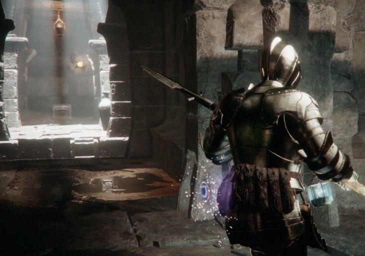 Deep Down PS4 exclusive receives new details and screens