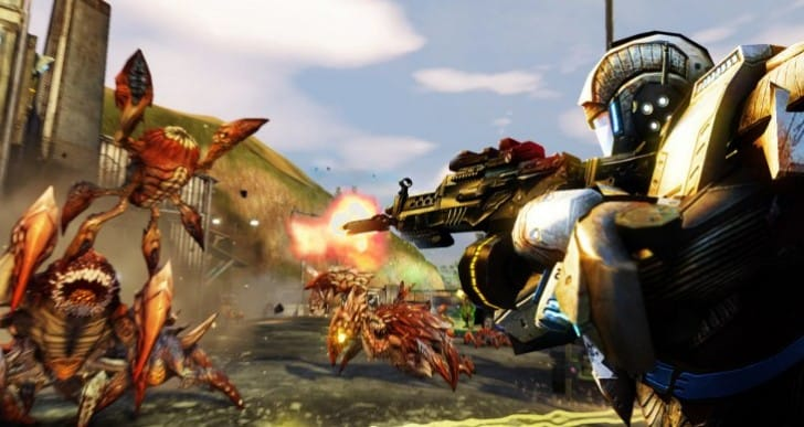 Defiance Arkbreaker DLC release date and content revealed
