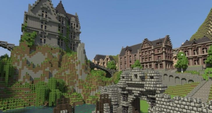 Delicious Minecraft DLC for PS3, Xbox