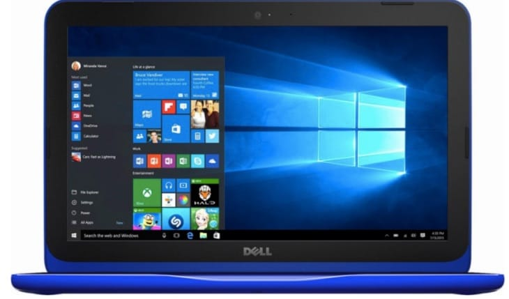 Dell I31620003BLU Inspiron 11.6″ Laptop review for portability