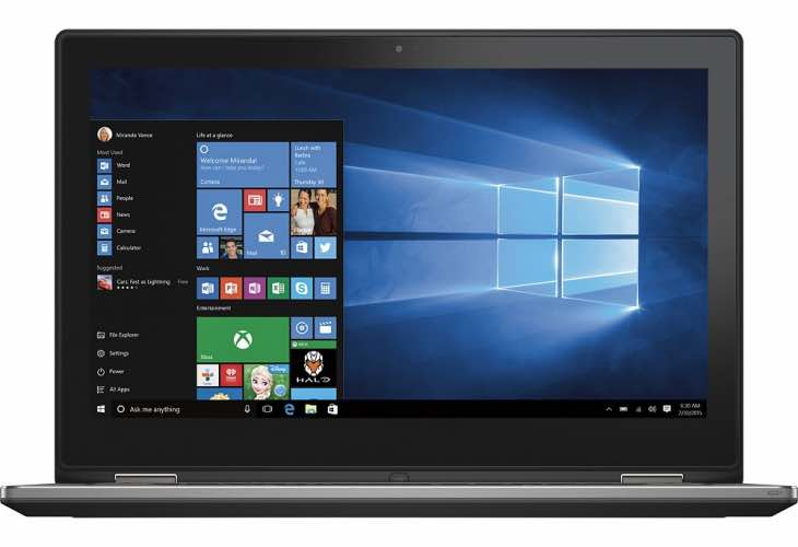 Dell Inspiron 13.3 touchscreen laptop