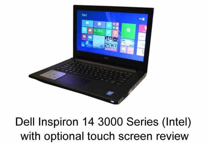 Dell Inspiron 14 3000 Series review of specs