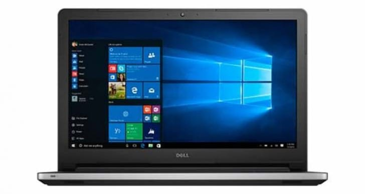 Dell Inspiron 15 i5558-5718SLV specs are inspiring