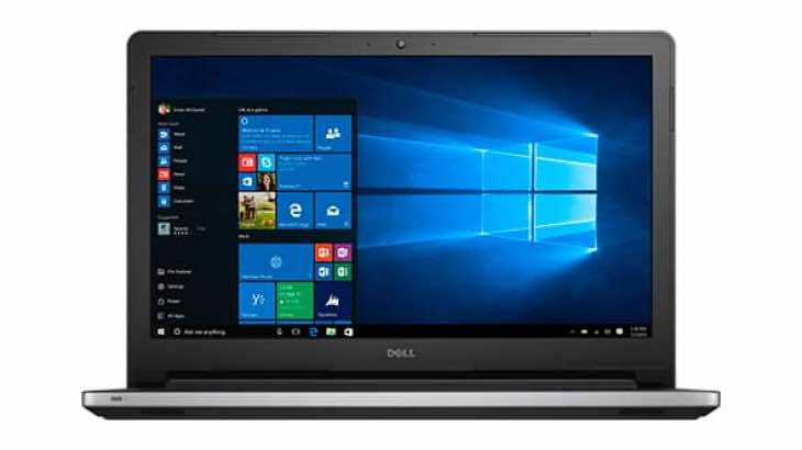 Dell Inspiron 15 i5558-5718SLV specs overview