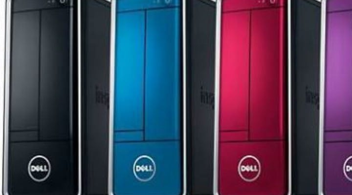 Dell Inspiron 660s desktop specs with current configurations