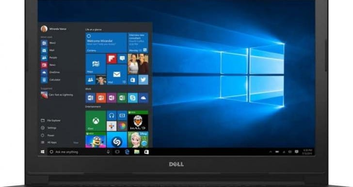 Dell Inspiron I3558-5501BLK 15.6-inch Touch-Screen laptop reviews MIA
