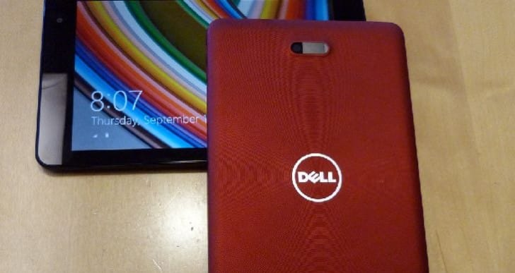 Dell Venue 7, 8 tablet receiving Android 4.3 update
